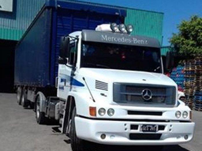 Arrufó: Dos detenidos por un camión robado