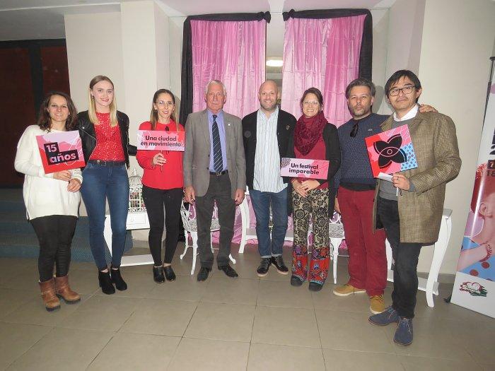 Se presentó la subsede Suardi del Festival de Teatro Rafaela 2019