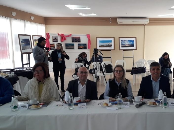 Se reunió en Morteros la Comisión Parque Nacional Ansenuza