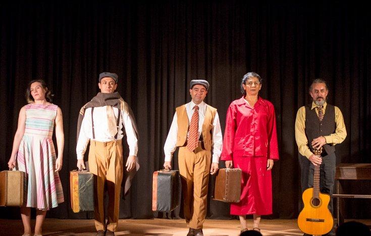 Brinkmann disfrutó del Teatro del Mercosur