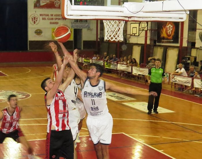 Federal: Sportivo volvió a festejar de local
