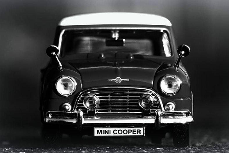 Seis datos que te volverán fanático de los Mini Cooper