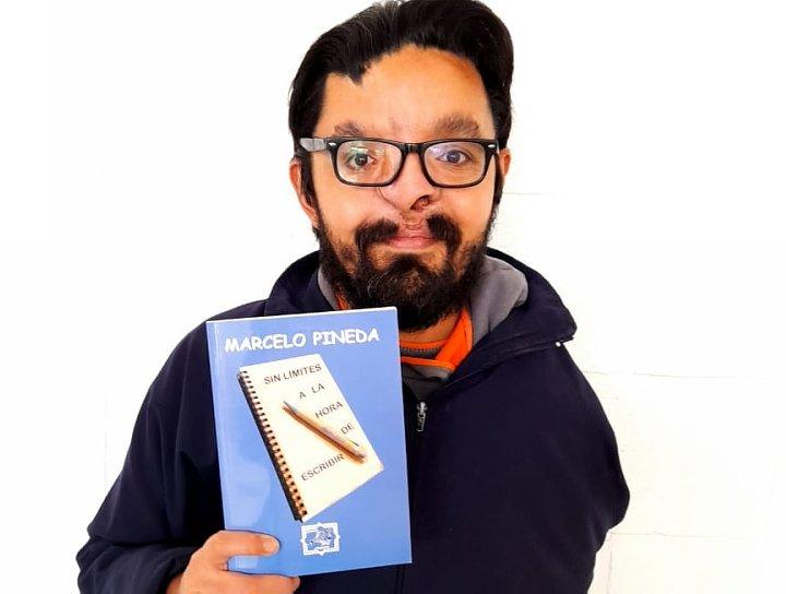 Marcelo Pineda presenta
