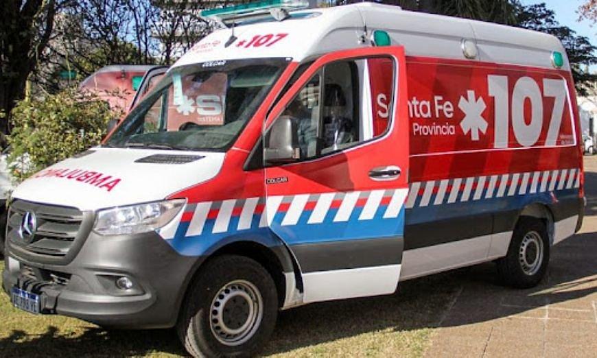 Michlig pidió ambulancias para Suardi, Moisés Ville, Arrufó y Aguará Grande