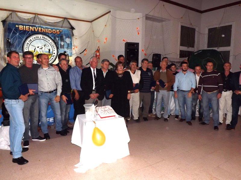 Suardi: El club Alerta festejó su 50° aniversario