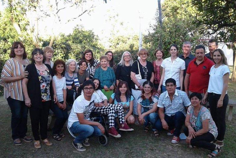 Se concretó en Suardi encuentro de Talleres Literarios