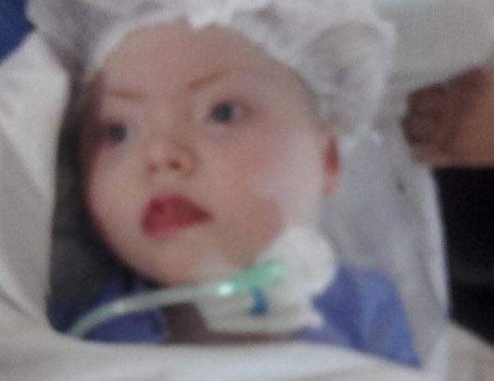 Leila fue operada exitosamente en Córdoba