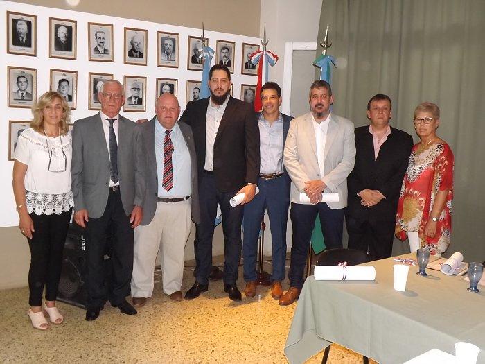 Suardi: Las voces del primer Concejo Deliberante
