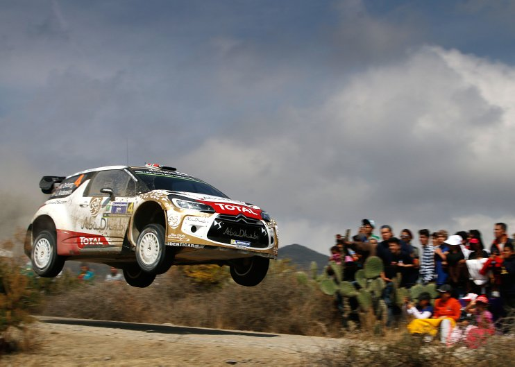 Córdoba promociona la fecha del Rally Mundial