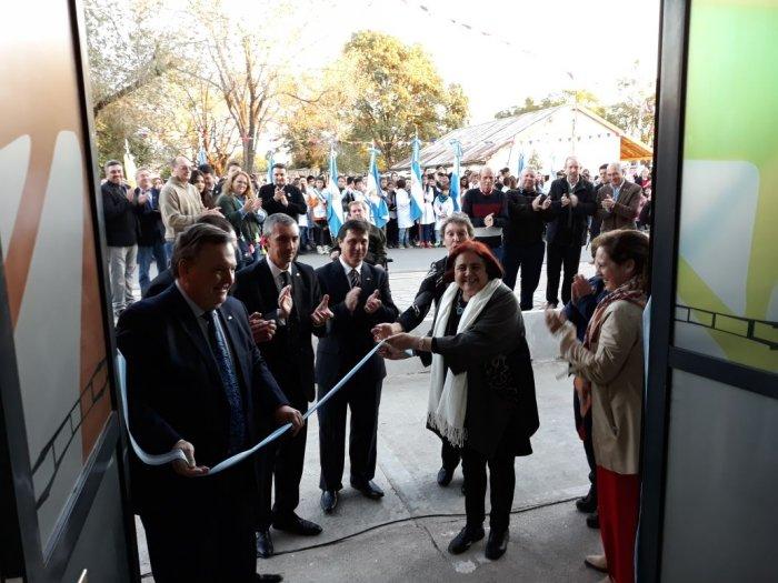 San Cristóbal: Inauguraron el museo