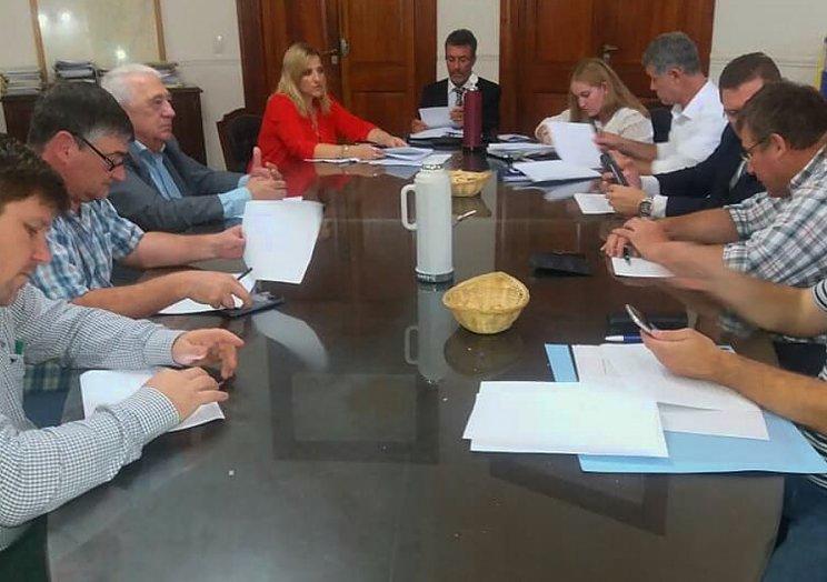 Suardi recibe 3 millones del fondo de Obras Menores