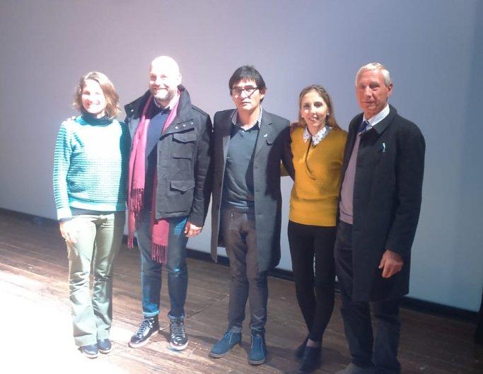 Se presentó la subsede Suardi del Festival de Teatro Rafaela