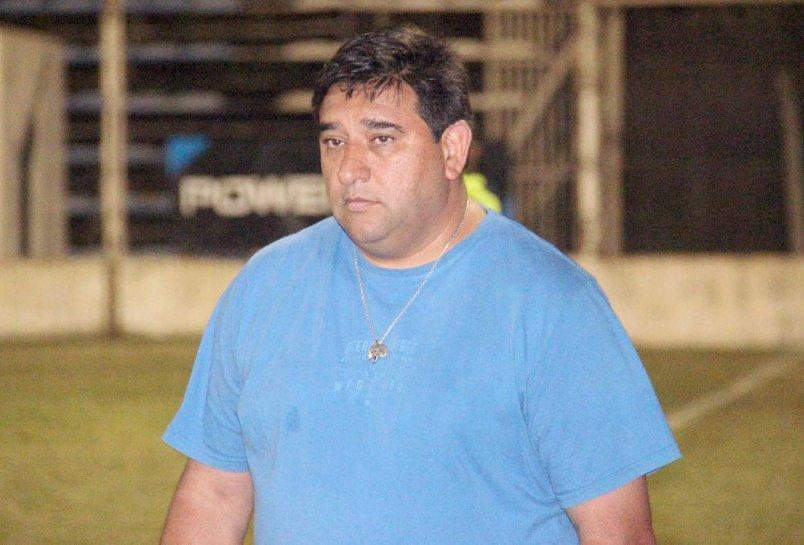 Barraza asumió como técnico de Sportivo Suardi
