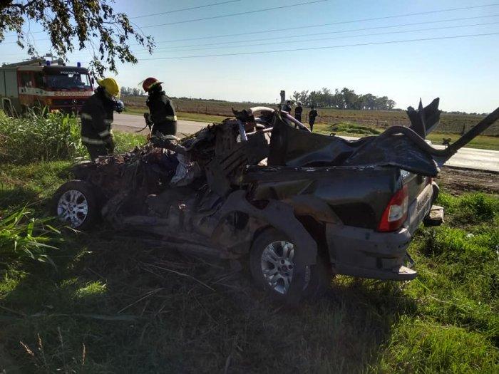 Joven de Porteña murió en un accidente de tránsito